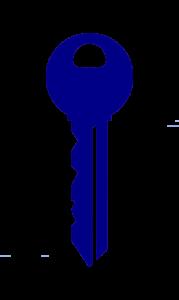 Schlüssel zur Bewerbung